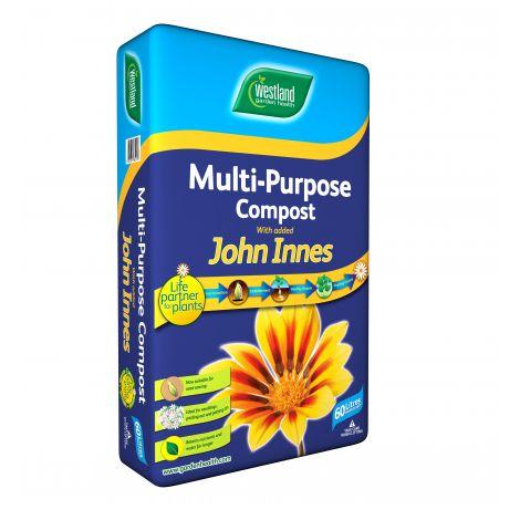 Westland 60lt Multi Purpose Compost with John Innes