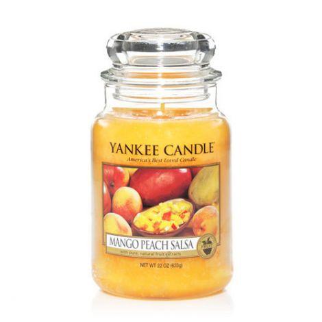 Yankee Candle - Mango Peach Salsa Jar L - 623G