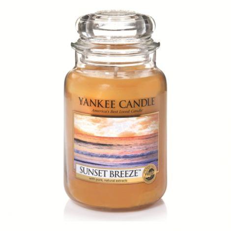 Yankee Candle - Sunset Breeze Jar L - 623G