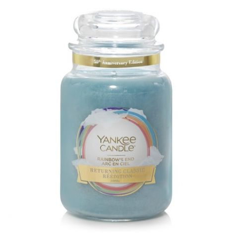 Yankee Candle Rainbows End - Limited Edition