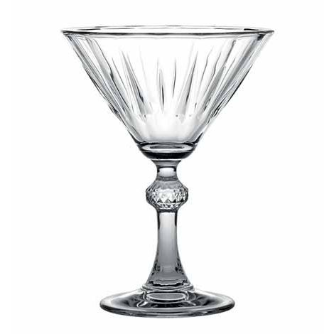 Pasabahce Martini Dessert Glasses