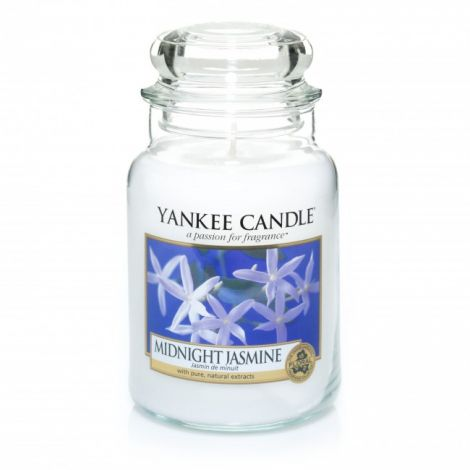 Yankee Candle - Midnight Jasmine Jar L - 623G