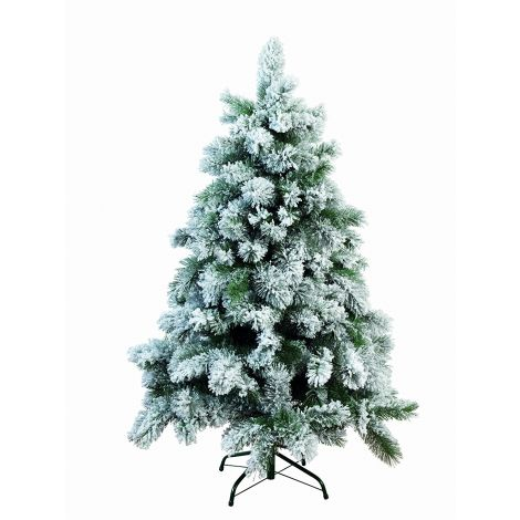 4. Everlands 4ft Snowy Vancouver Artificial Christmas Tree
