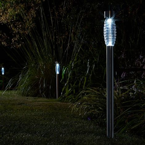 Smart Solar Beacon Mast Light