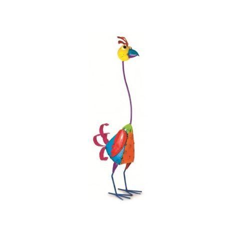 Fountasia Critter Colour Bird Tall Tina