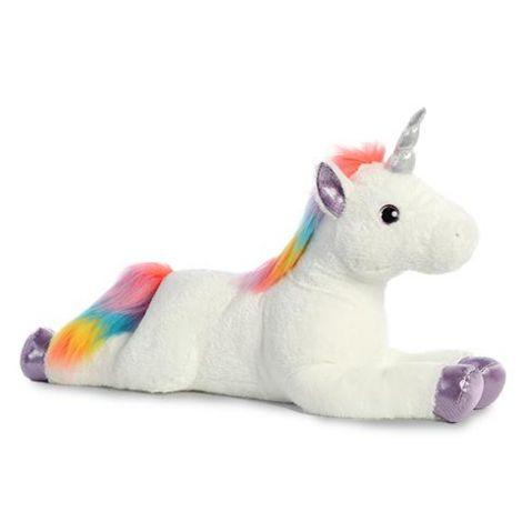 Aurora Flopsie Rainbow Unicorn