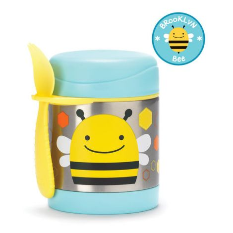 Skiphop Bee Insulated Jar