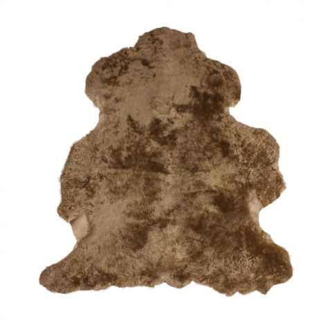 Hanlin Short Wool Sheepskin Chocolate