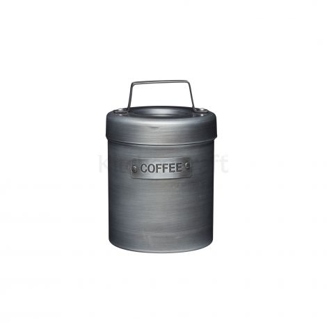 Kitchencraft Industrial Metal Coffee Caddy