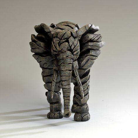 Edge Sculpture - Mocha Elephant