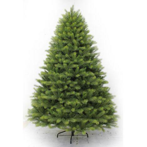 38. Puleo 7ft Grand Kensington Fir Artificial Christmas Tree - Green