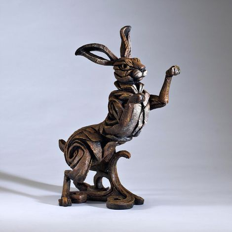 Edge Sculpture - Brown Hare