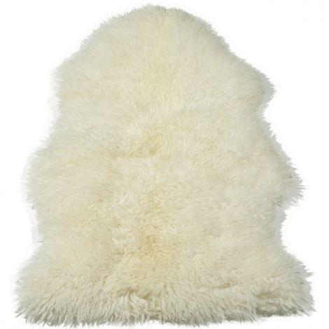 Hanlin Sheepskin Curly Range -Ivory