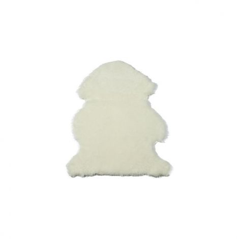 Hanlin Short Wool Sheepskin Ivory