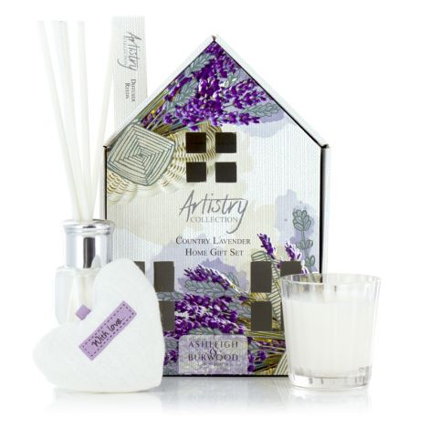 Ashleigh And Burnwood - Country Lavender House Set