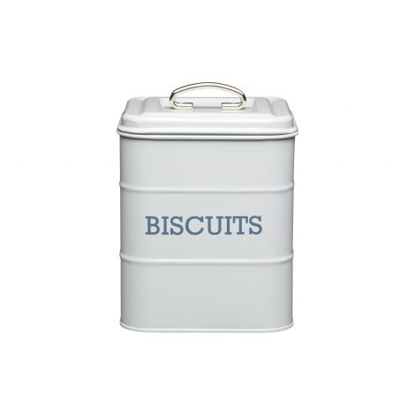 Living Nostalgia Biscuit Tin