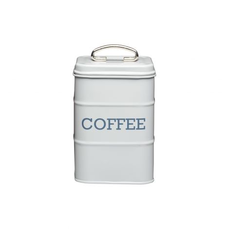 Living Nostalgia Coffee Tin