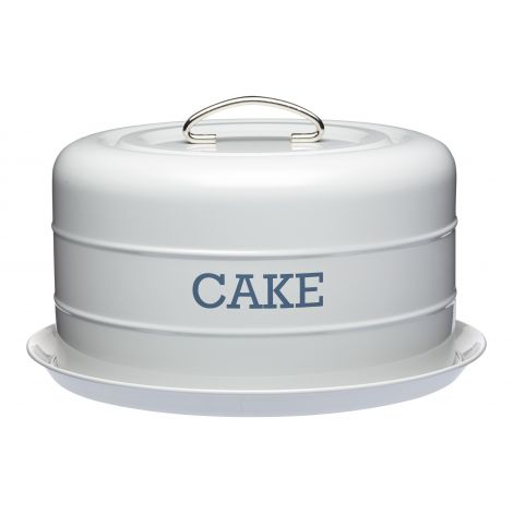 Living Nostalgia Large Cake Tin