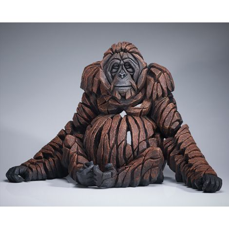 Edge Sculpture - Orangutan