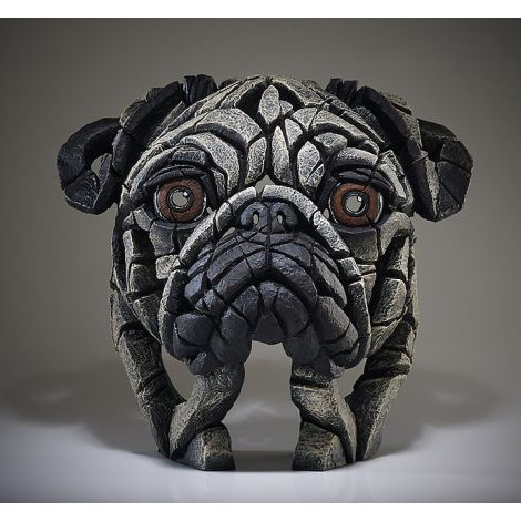 Edge Sculpture - Pug
