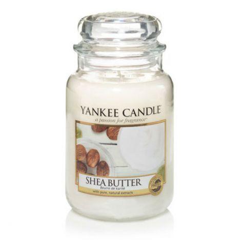Yankee Candle - Shea Butter Jar L - 623G