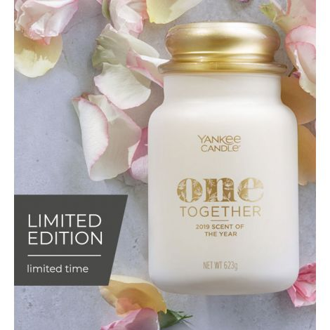 Yankee Candle One Together - Scent Of The Year 2019