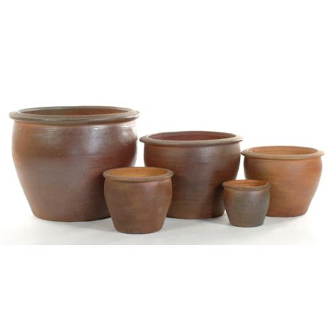 Woodlodge Thai Pots XL