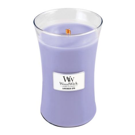 Woodwick - Lavender Spa