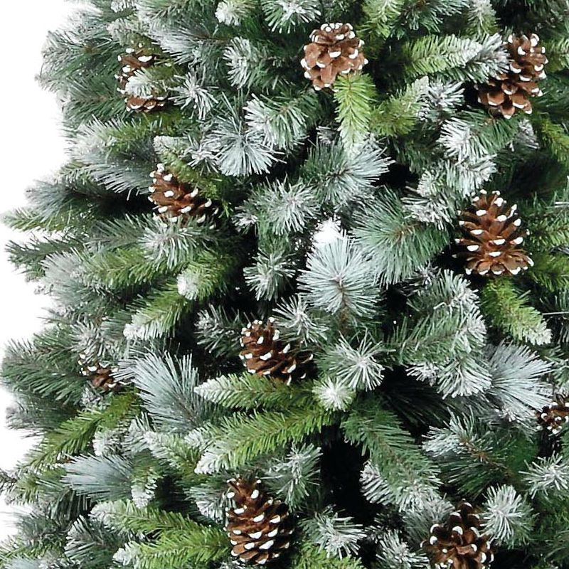 6ft frosted christmas tree – Walcan.co