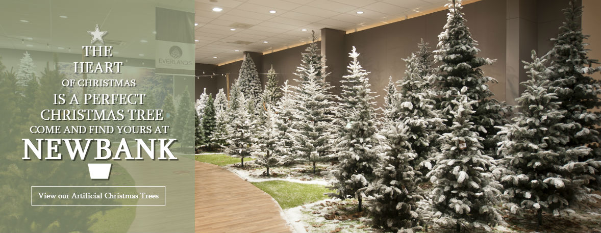 View our Artificial Christmas Trees